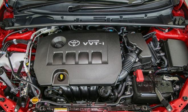 Toyota Corolla Altis 2017 co gia hon 28.000 USD o Malaysia hinh anh 10