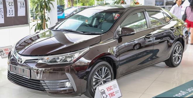 Toyota Corolla Altis 2017 co gia hon 28.000 USD o Malaysia hinh anh 1