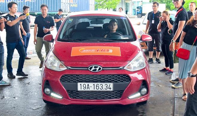Hyundai Grand i10 lap rap trong nuoc: Chay em, dang chua mem mai hinh anh 6
