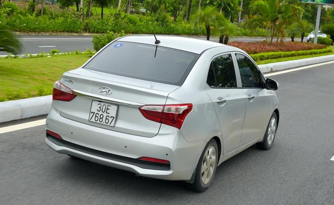 Hyundai Grand i10 lap rap trong nuoc: Chay em, dang chua mem mai hinh anh 4