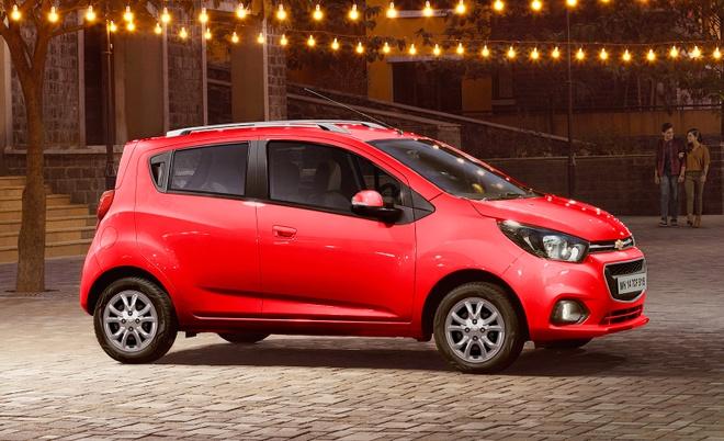 Chevrolet Spark 2018 co gia tu 299 trieu dong tai Viet Nam hinh anh
