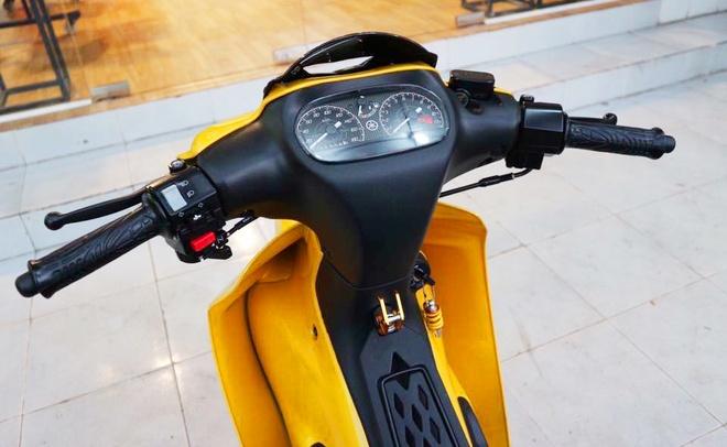 Yamaha 125ZR bien ngu quy rao ban 450 trieu o Sai Gon hinh anh 3
