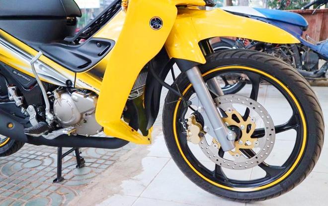 Yamaha 125ZR bien ngu quy rao ban 450 trieu o Sai Gon hinh anh 4