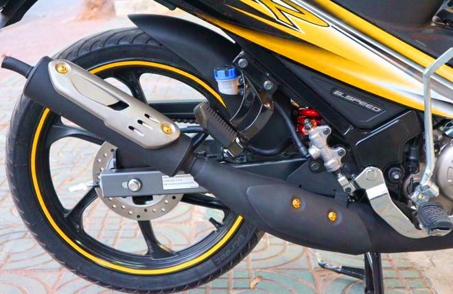 Yamaha 125ZR bien ngu quy rao ban 450 trieu o Sai Gon hinh anh 5