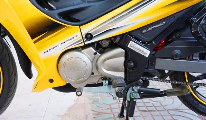 Yamaha 125ZR bien ngu quy rao ban 450 trieu o Sai Gon hinh anh 6