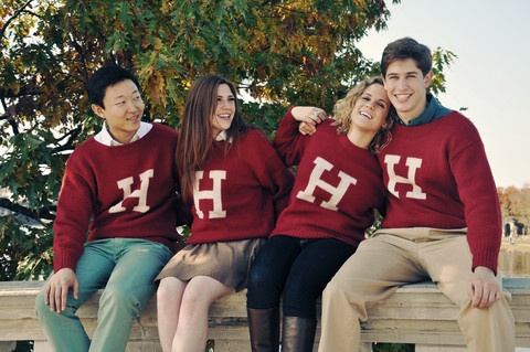 Ngheo, khon kho va nhung cu soc o Harvard hinh anh
