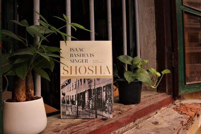 shosha,  tieu thuyet,  Do Thai,  Isaac Bashevis Singer anh 1