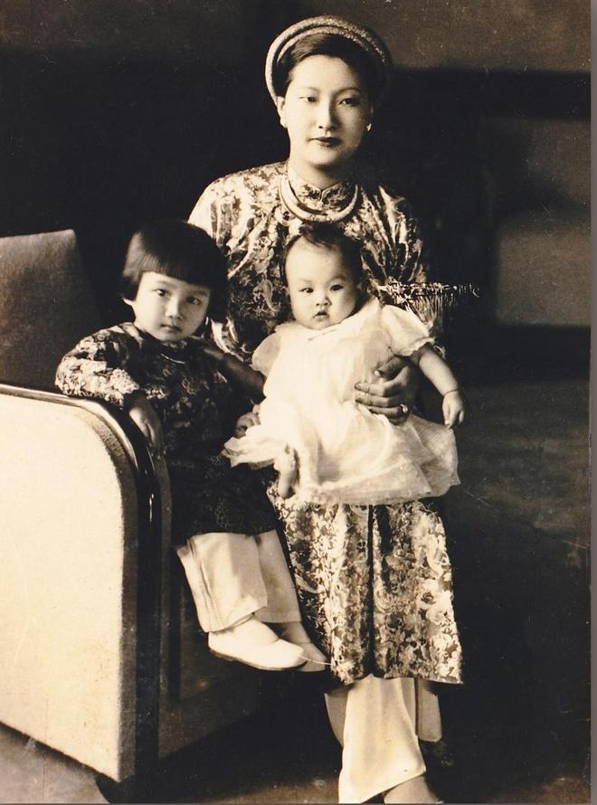 vua Bao Dai,  ti nan,  hoang hau Nam Phuong,  trieu Nguyen anh 3