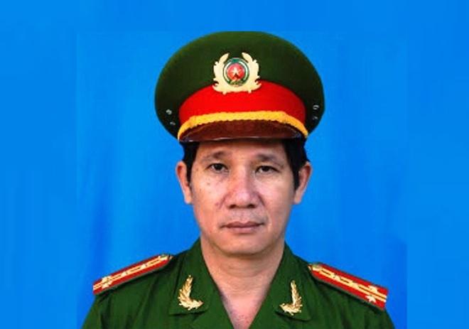 Cong an tinh Dong Nai co giam doc moi hinh anh