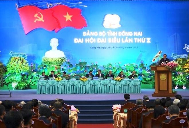 Thu tuong chi dao Dai hoi Dang bo tinh Dong Nai hinh anh 1