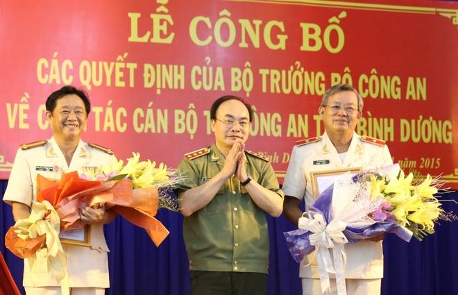 Cong an tinh Binh Duong co giam doc moi hinh anh 1