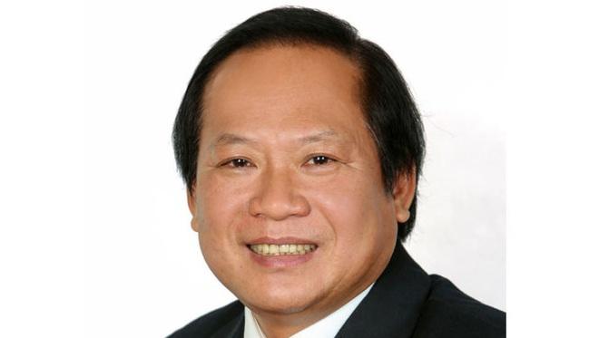 Bo truong Truong Minh Tuan: Vi xa hoi thong tin lanh manh hinh anh