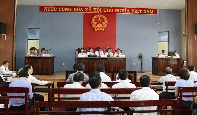 Ngu dan Vung Tau thang kien 12 doanh nghiep xa thai hinh anh 1