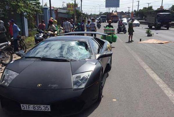 Tai xe lai sieu xe Lamborghini tong chet nguoi la ai? hinh anh 1