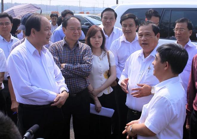 Lanh dao Binh Phuoc xin loi Thu tuong vi rung bi pha hinh anh 2