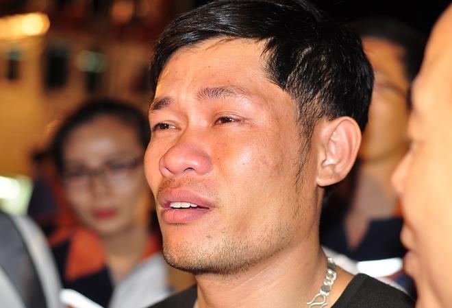 Vu chim tau Hai Thanh, 9 nguoi mat tich: 'Cac bac cuu bo chau voi' hinh anh