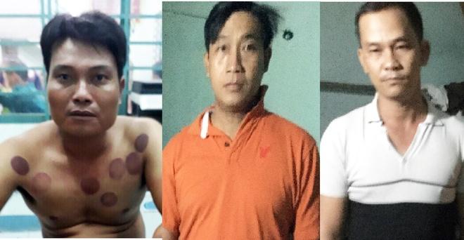 'Hiep si duong pho' pha bang trom hang loat xe may ban sang Campuchia hinh anh 1