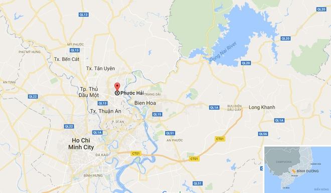 'Hiep si duong pho' pha bang trom hang loat xe may ban sang Campuchia hinh anh 2