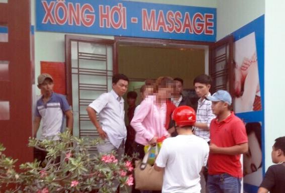 Massage tra hinh anh 1