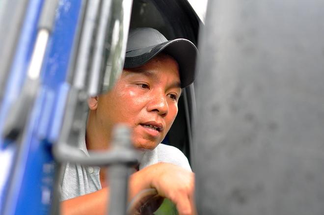 Tram thu phi BOT day dac o cua ngo Sai Gon hinh anh