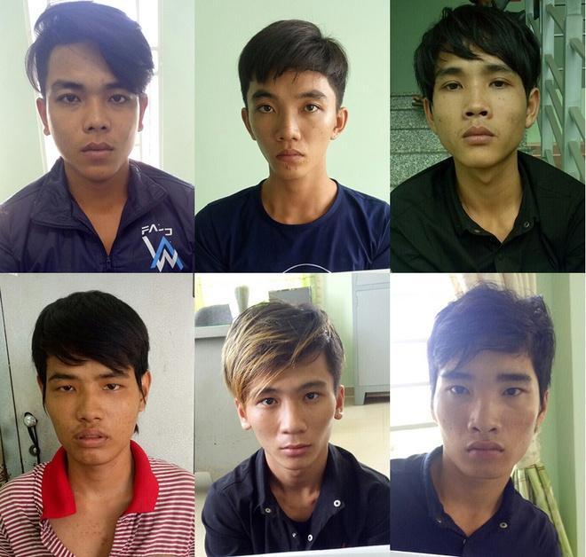 Bang cuop chuyen gay an vung giap ranh Binh Duong - Sai Gon hinh anh 1