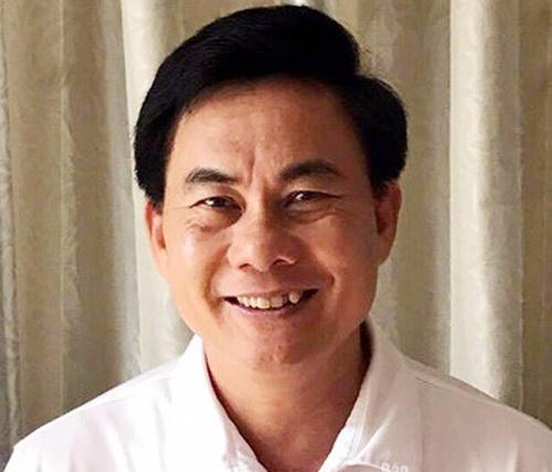 Duong thang tien cua ong Vo Dinh Thuong, Pho phong CSGT Dong Nai hinh anh 1