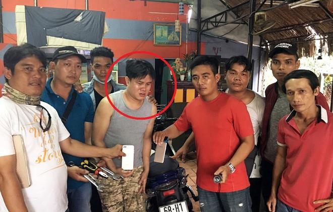 'Hiep si' Binh Duong bat nghi pham gay ra 15 vu trom hinh anh 2