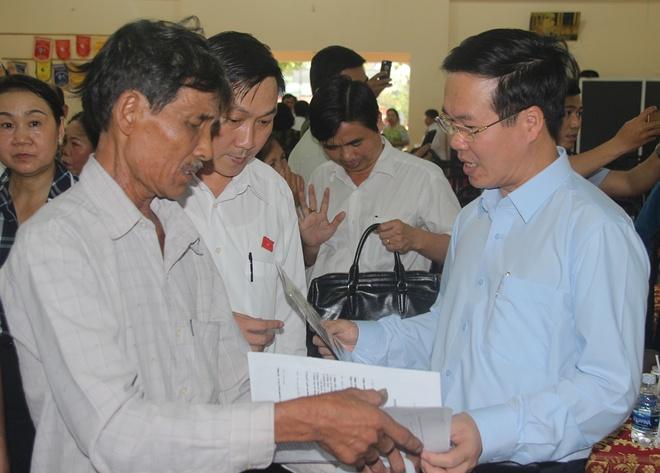 Cu tri Dong Nai chat van thoi gian khoi cong san bay Long Thanh hinh anh 1