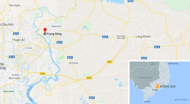 Khoi to canh sat giao thong ve hanh vi giet nguoi hinh anh 2