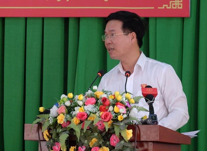 Ong Vo Van Thuong: 'Khong co chuyen ha canh an toan' hinh anh 1
