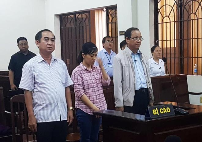 Nguyen truong ban to chuc Thanh uy Bien Hoa nhan an 13 nam tu hinh anh 1