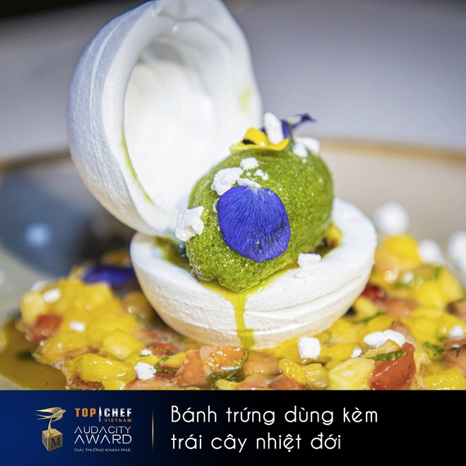 Thuc don am thuc Viet - Phap dang cap 5 sao cua Top Chef Viet Nam hinh anh 5 hinh_6.jpg