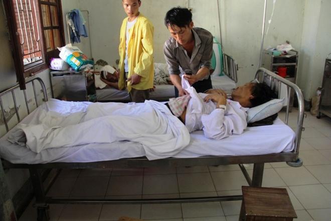 An nam doc, 3 nguoi tu vong hinh anh 1 Nạn nhân bị ngộ độc khi đang còn nằm điều trị tại bệnh viện đa khoa Nghệ An. Ảnh do bệnh viện cung cấp.