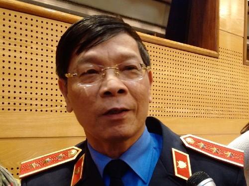 Ban Noi chinh vao cuoc vu tu tu Ho Duy Hai hinh anh 1 Phó Viện trưởng VKSND Tối cao Lê Hữu Thể: Ban nội chính TƯ sẽ tham gia xem xét vụ tử tù Hồ Duy Hải.