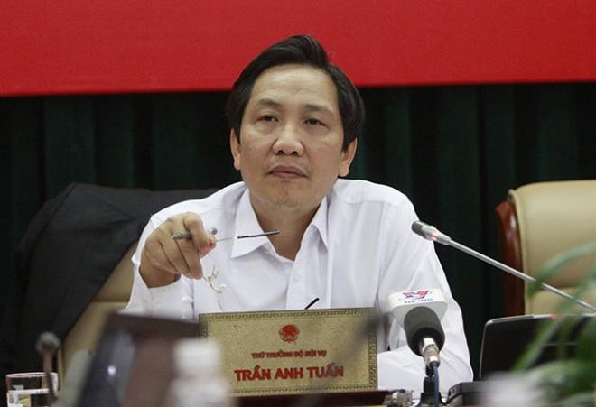 Truong hop ong Le Phuoc Hoai Bao khong phai ca biet hinh anh