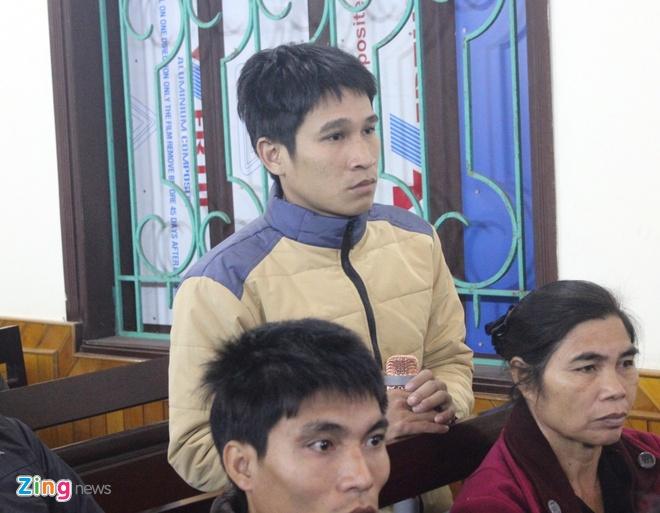 Nhân chứng Trần Đại Phong và tất các nhân chứng tại tòa đều khẳng định ông Lee Jae Myeong đều biết giàn giáo bị rung lắc mạnh trước khi đổ sập. Ảnh: Phạm Hòa.