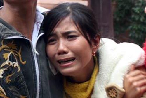 Nan nhan vu tai nan lam 13 nguoi chet: 'Tai sao an nang vay' hinh anh