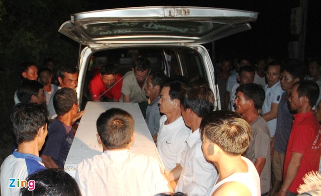 no xe khach o Lao anh 1