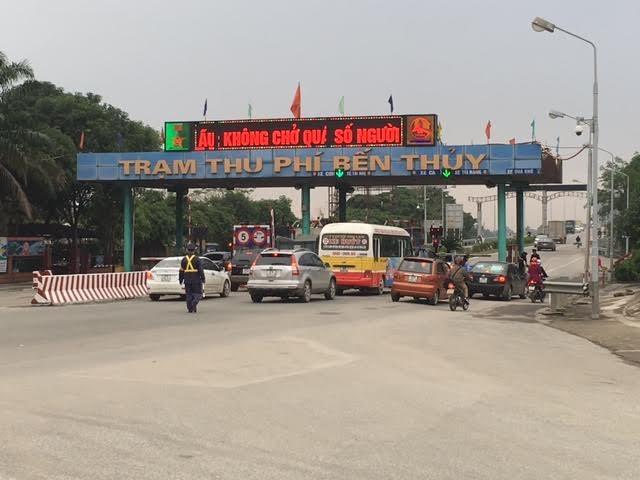 Khong di doi tram thu phi Ben Thuy hinh anh 1