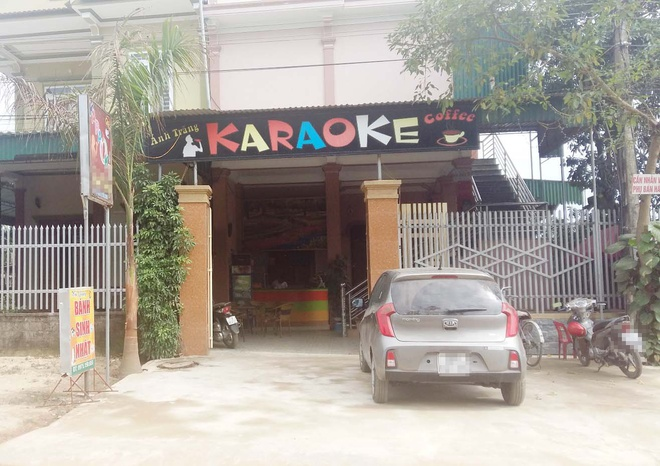Hon chien tai quan karaoke, 9X bi dam tu vong hinh anh