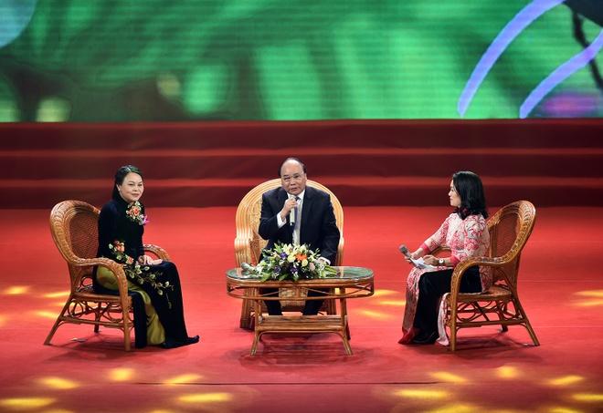 Thu tuong: Doi vang me hien, khong phu nu-Anh hung, thi si hoi con dau hinh anh 3