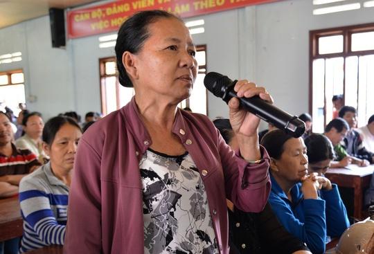 Chu tich UBND tinh Quang Ngai truc tiep xin loi dan hinh anh 1