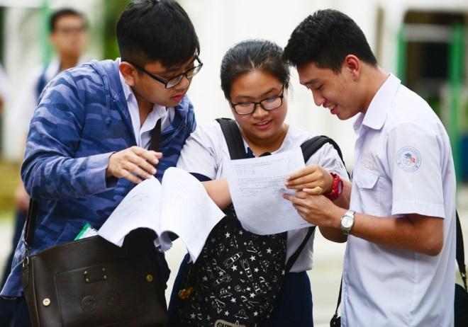 Diem chuan 2017 cua DH Vinh cao nhat la 27 diem hinh anh