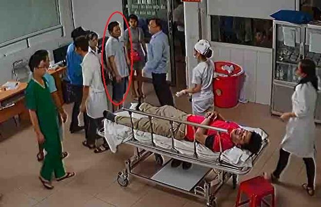 Khong khoi to vu giam doc doanh nghiep hanh hung bac si hinh anh 2