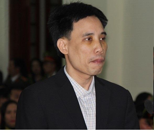 Lien quan vu Formosa, Hoang Duc Binh linh 14 nam tu hinh anh