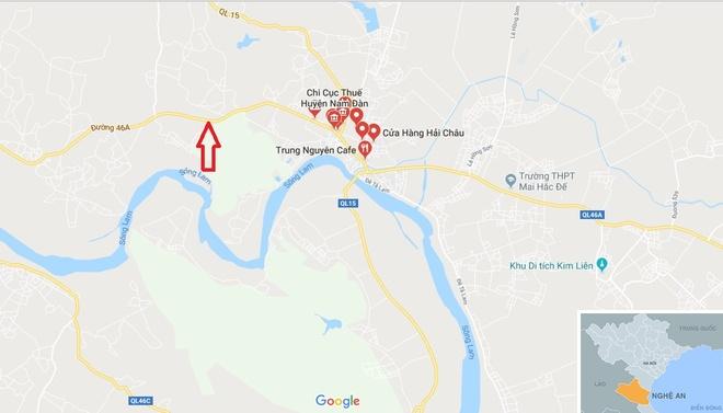 Thai phu 25 tuoi cung chong tu vong khi va cham voi xe tai hinh anh 2