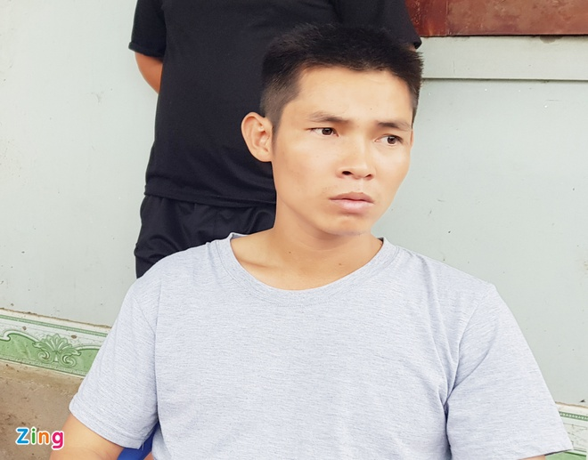 Gia canh thuong tam cua thai phu chet chay tren xe khach hinh anh 1