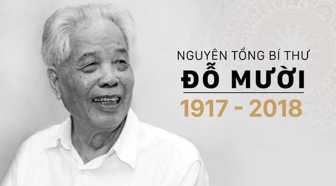 Quoc tang nguyen Tong bi thu Do Muoi trong 2 ngay hinh anh 1