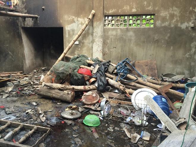 Nổ lớn tại nhà dân ở Nghệ An, một người tử vong