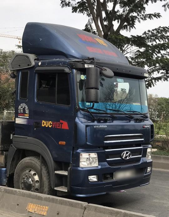 Tai xe container thu nhan dung ma tuy de tinh tao cho hang Tet hinh anh 2